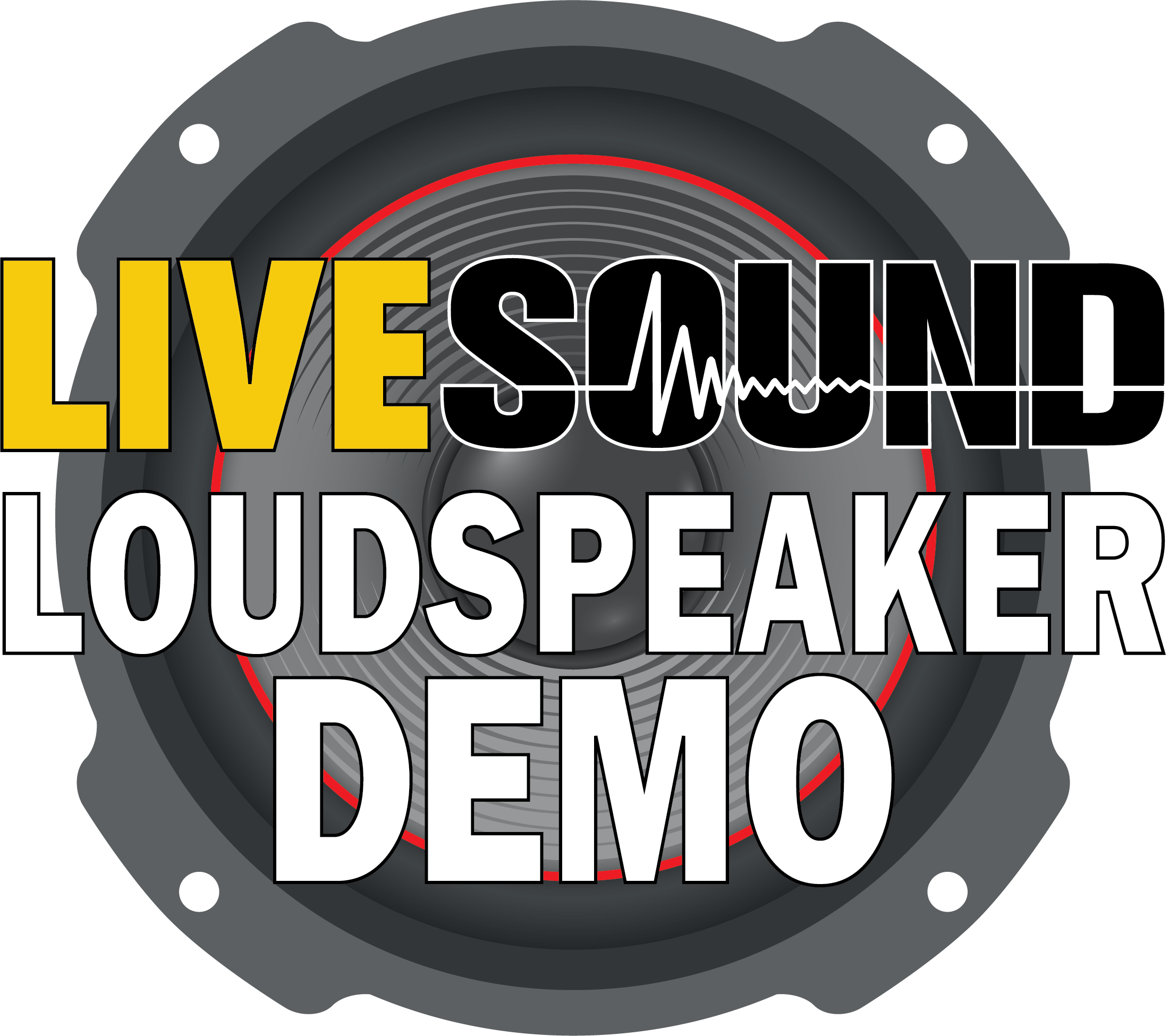 Live Sound Loudspeaker Demo